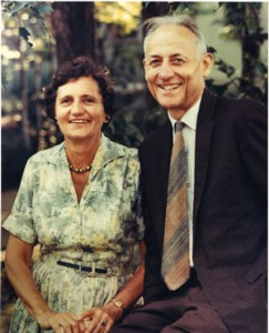 Ruth H. and Keith Smiley. Courtesy of MMH Archives.