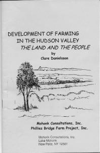PamphletCover Dev of Farming...